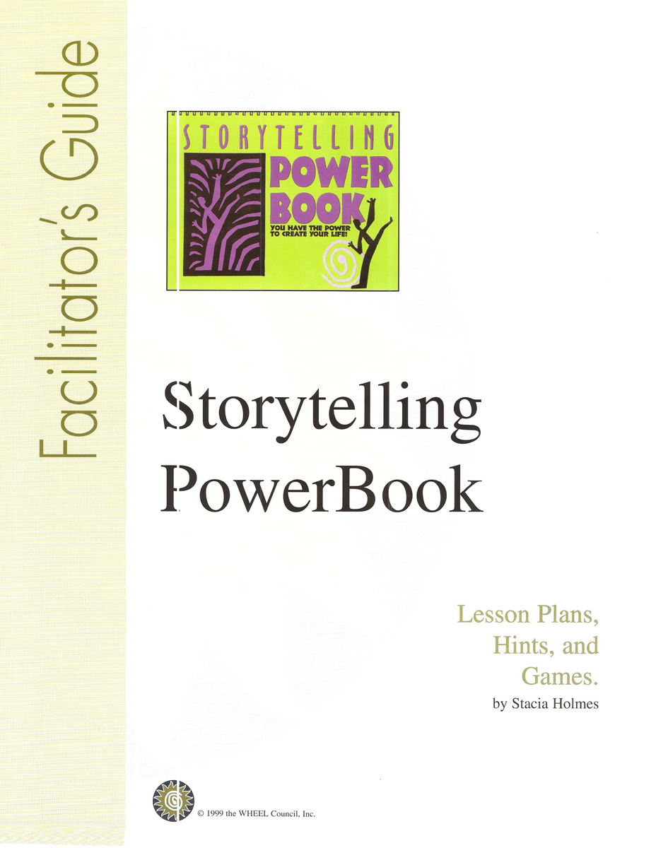 Storytelling PowerBook Facilitator's Guide